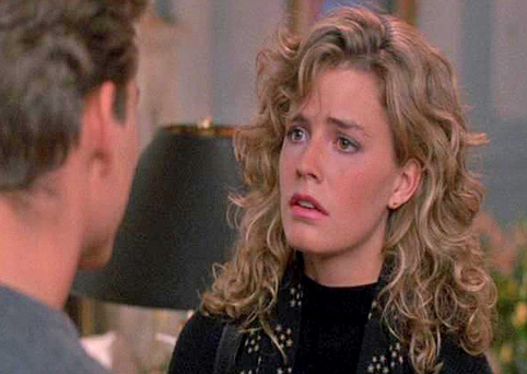 Elizabeth Shue in Cocktail